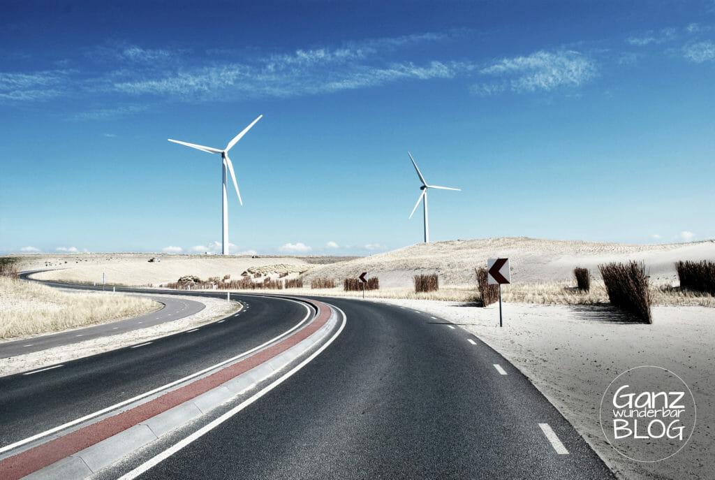 Windkraft, Energie, Umweltschutz, ganzwunderbar