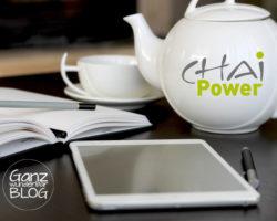 Bio Chai Power Tee