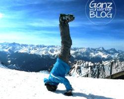 Snowga – Yoga im Schnee