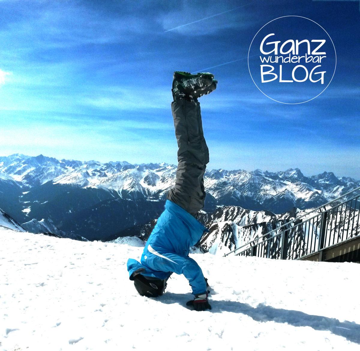 Snowga - Yoga im Schnee