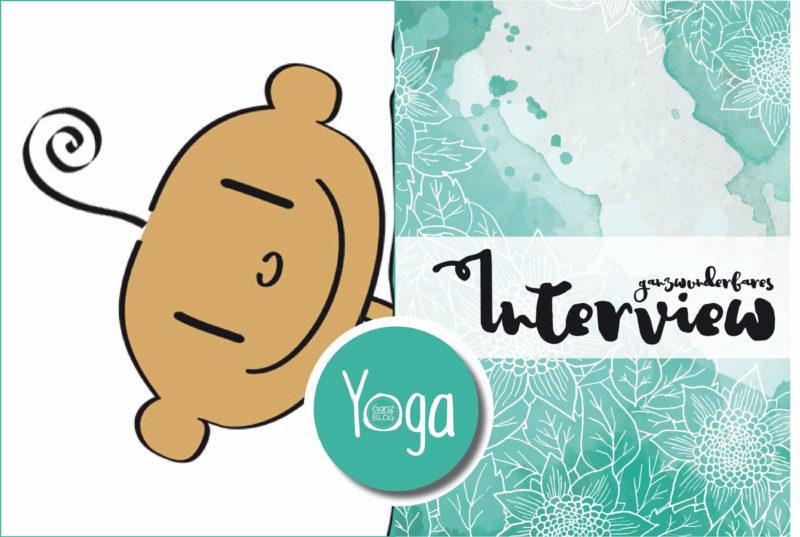 Der kleine Yogi im Interview