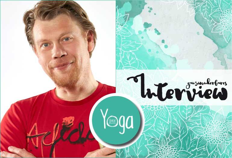 Dirk vom Männeryoga im Interview