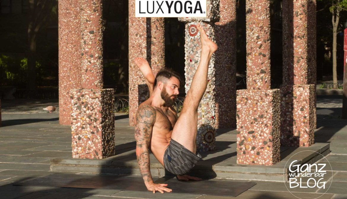 Interview mit Benjamin Sears von LUXYOGA