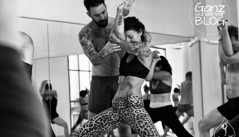 Hot, Hotter, Hot Yoga39° – Yoga-Workshop mit Benjamin Sears