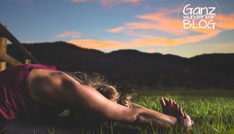 Yoga macht dich zum Hero