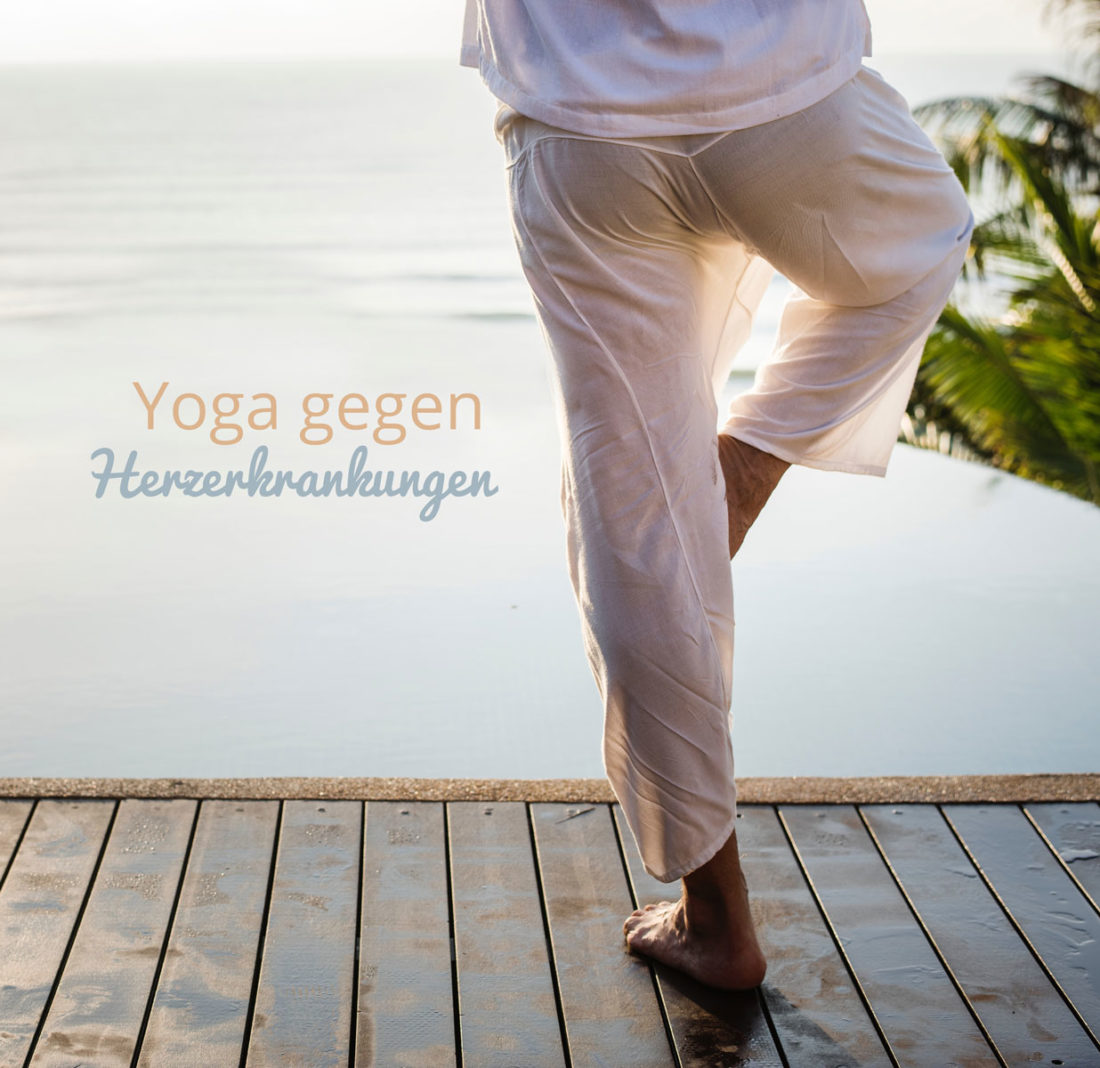 Yoga gegen Herzerkrankungen