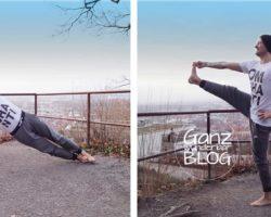 Yoga für Männer! Interview mit Yogadu.de