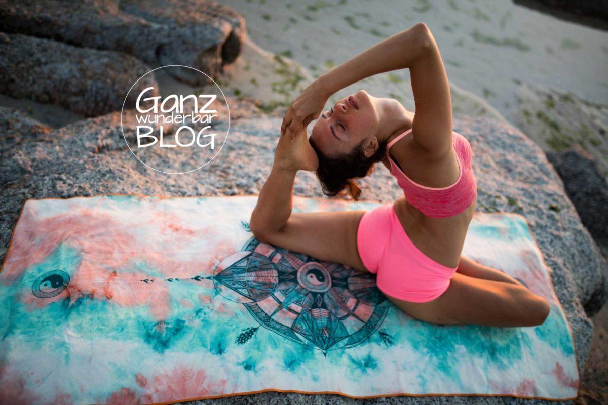 Yogatücher von batikarma