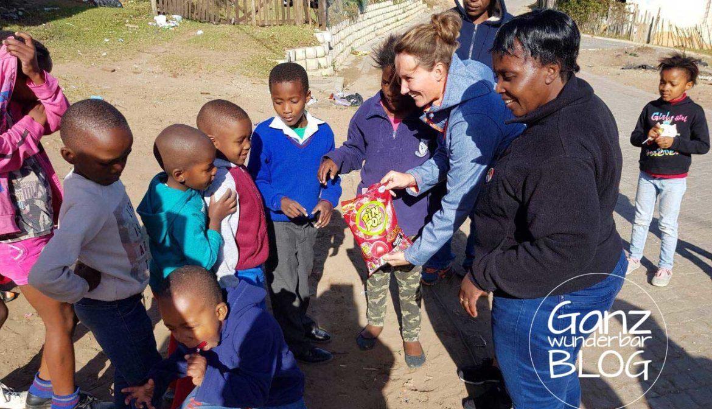 Souls of africa – Einfach mal dankbar sein