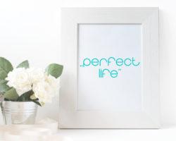 """Perfect life – Ich höre auf mit """"perfekt sein"""" – Blogparade"""