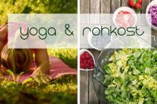 Yoga und Rohkost Urlaub