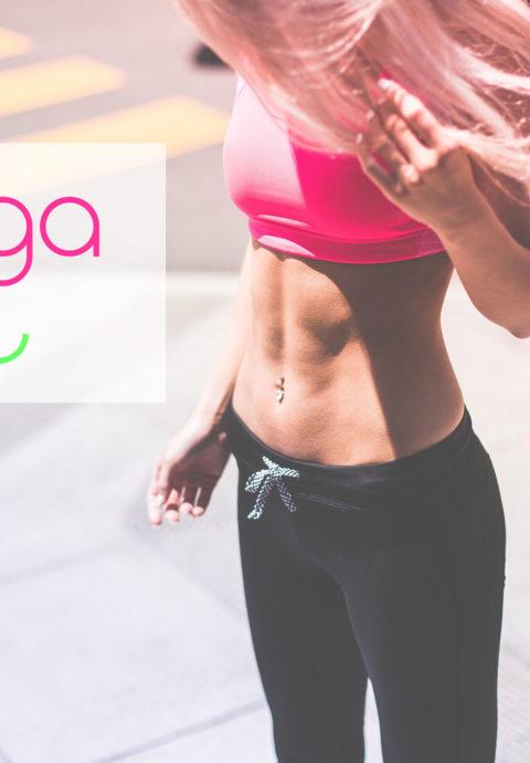 Yogaurlaub und Fitness