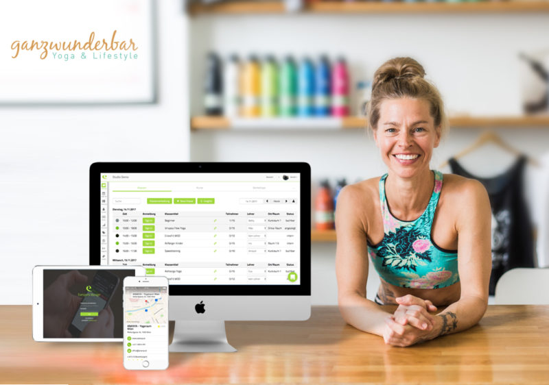 Yogastudio Software