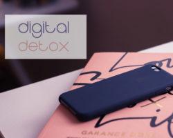 Digital Detox · Achtsamer Umgang im Internet