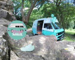 Interview mit dem Yogimobil