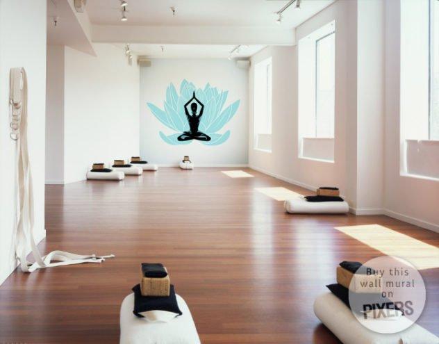 wir leben um zu ver ndern diy f r deine yogar ume. Black Bedroom Furniture Sets. Home Design Ideas