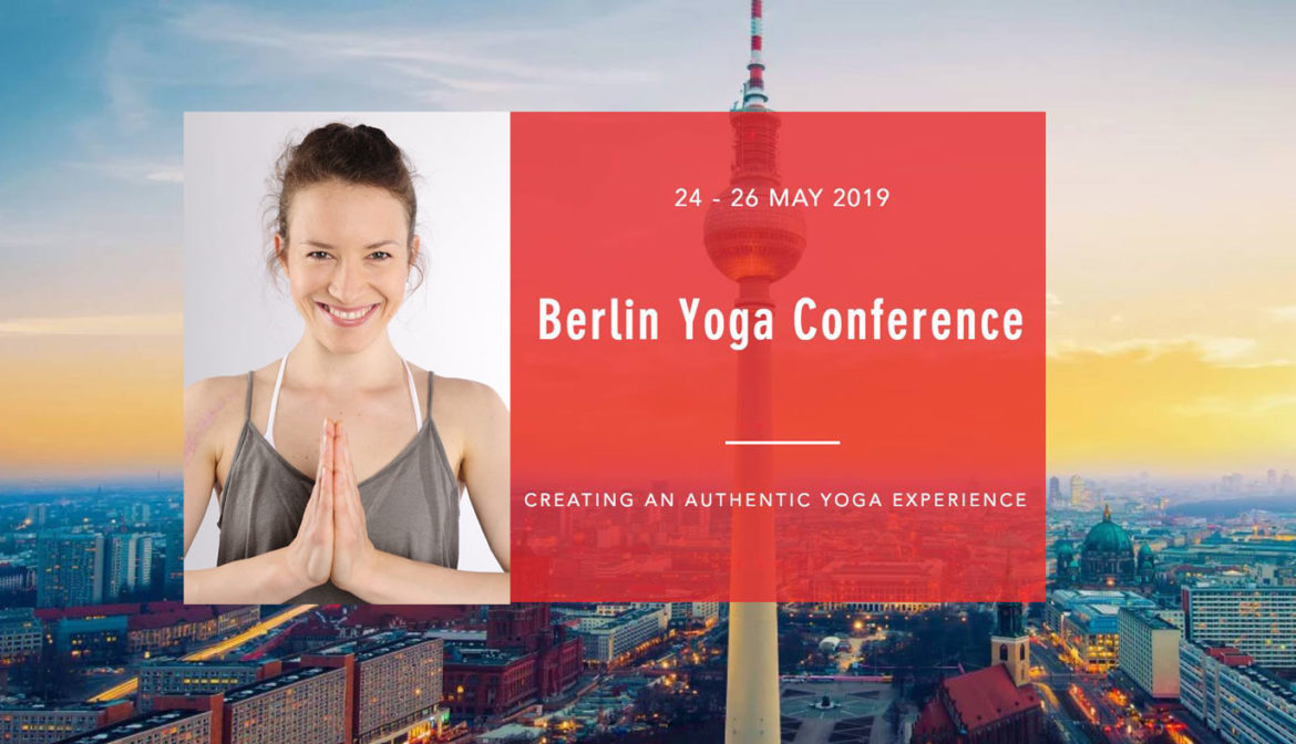 Interview with Anastasia about the Berlin Yoga Conference!