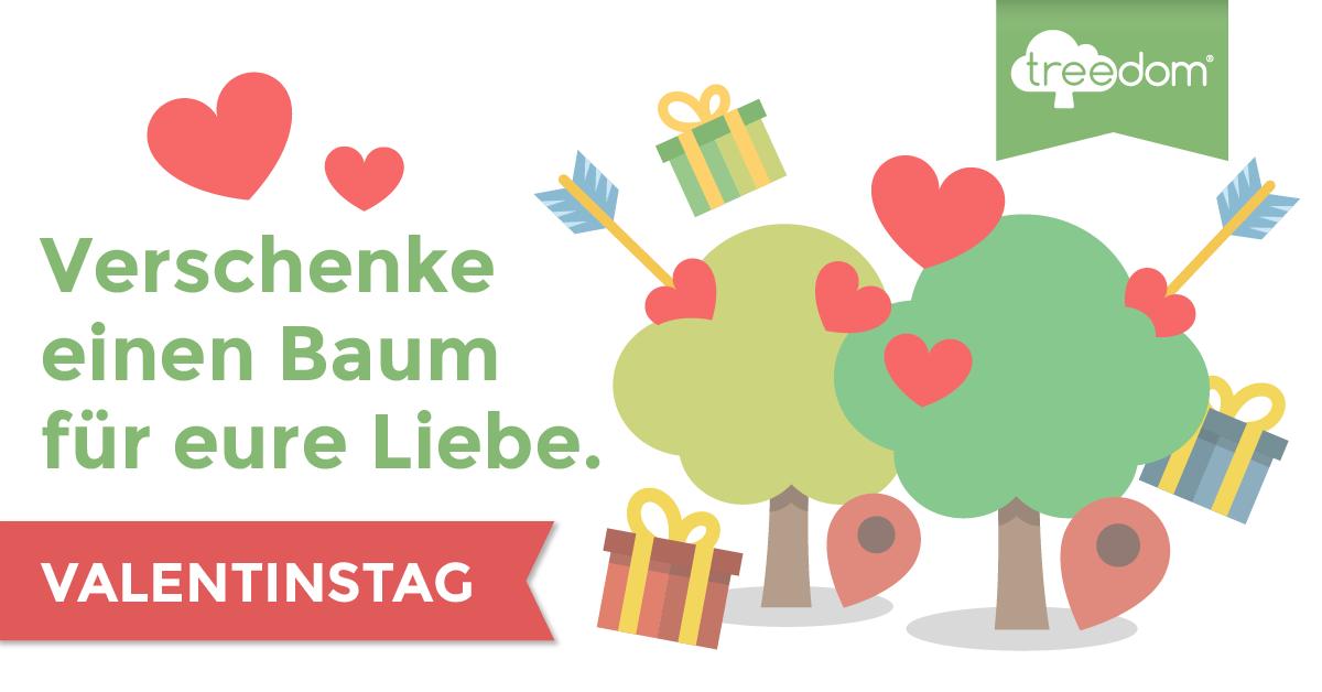 Lovely Treedom – Pflanze den Samen deiner Liebe