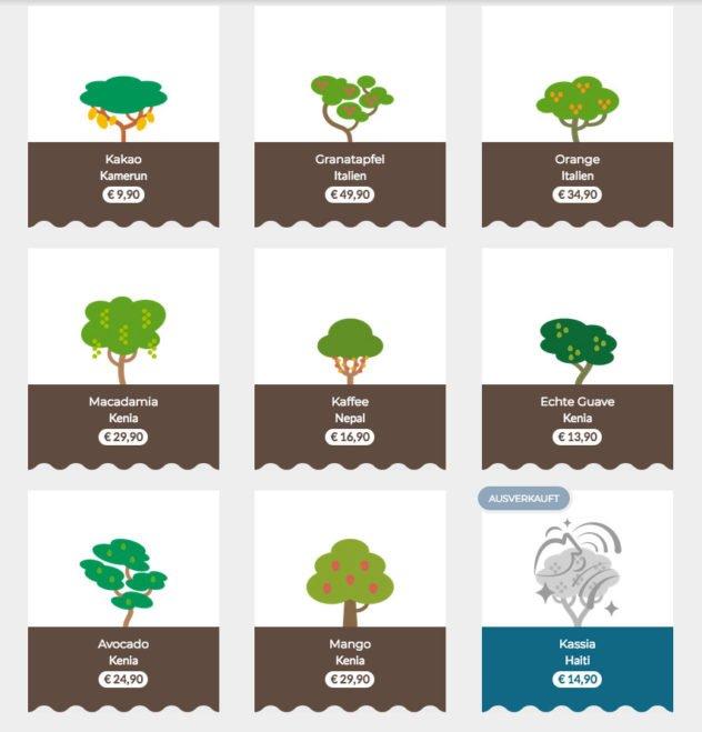 Lovely Treedom - Pflanze den Samen deiner Liebe - Ganzwunderbar