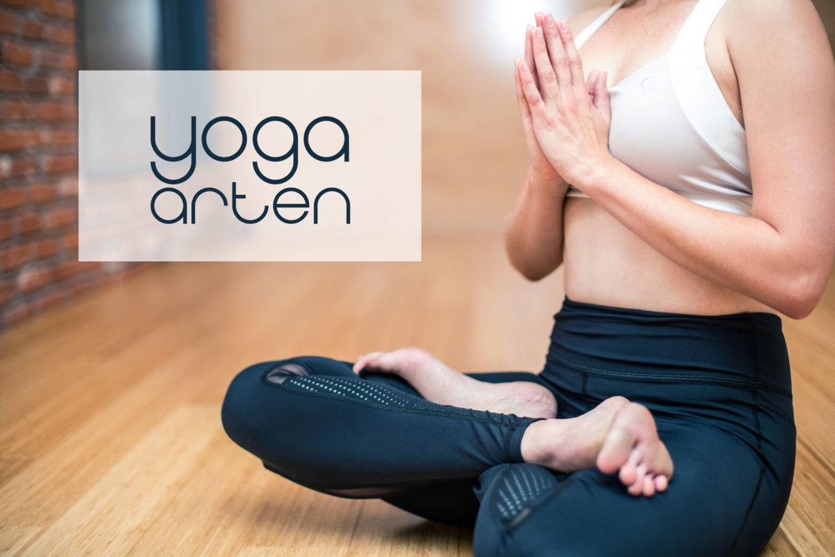 7 verschiedene Yoga Arten