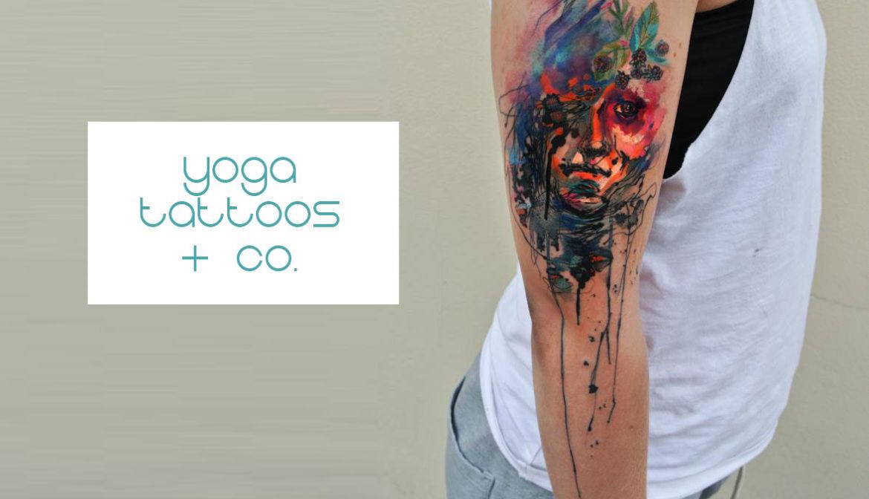 Yoga Tattoos & Co. – Was erzählt dein Tattoo für eineGeschichte?