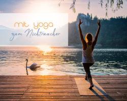 Wie Yoga bei der Raucherentwöhnung helfen kann