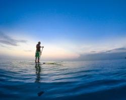 Yogaurlaub und Stand Up Paddling SUP