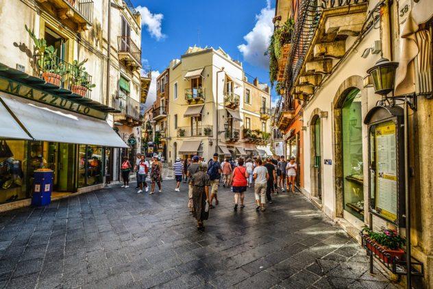 Yoga Urlaub auf Sizilien