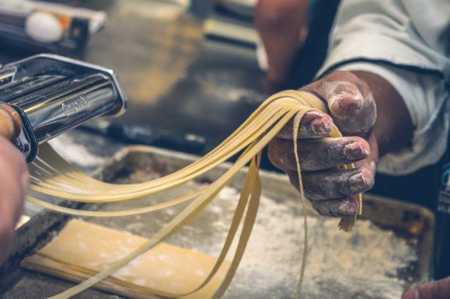 Pasta Workshop Sizilien