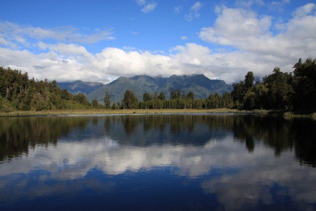 Yoga Urlaub in Neuseeland