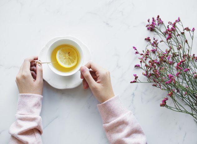 Tee mit Manuka Honig