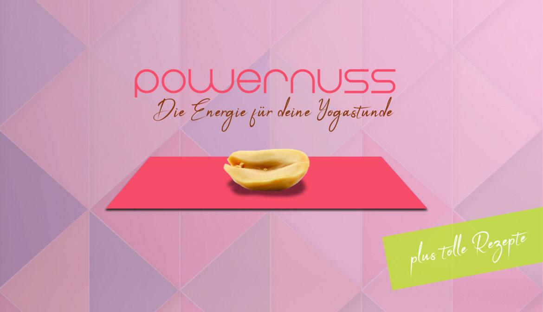 Superfood Erdnüsse · Kleine Energie-Booster für natürlichen GeNuss