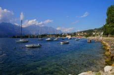 Yogaurlaub am Gardasee · Yoga Holidays at Lake Garda · Blogparade: Lieblingsplätze am Gardasee