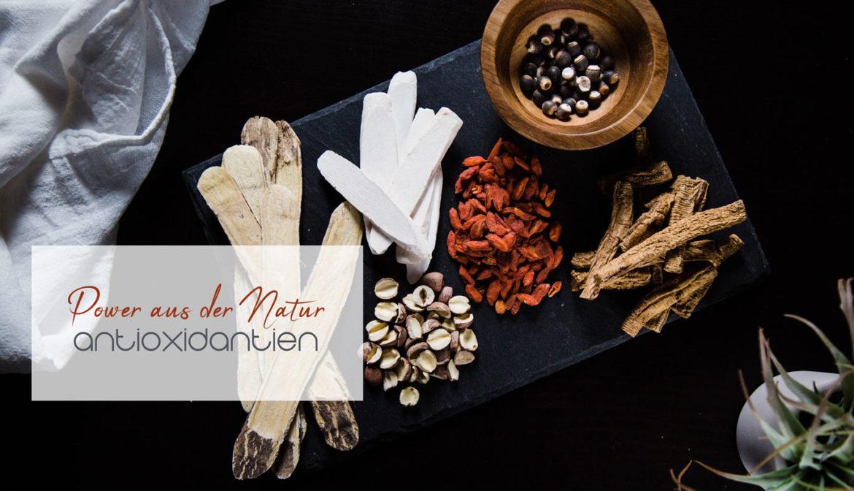 Antioxidantien · Power aus der Natur