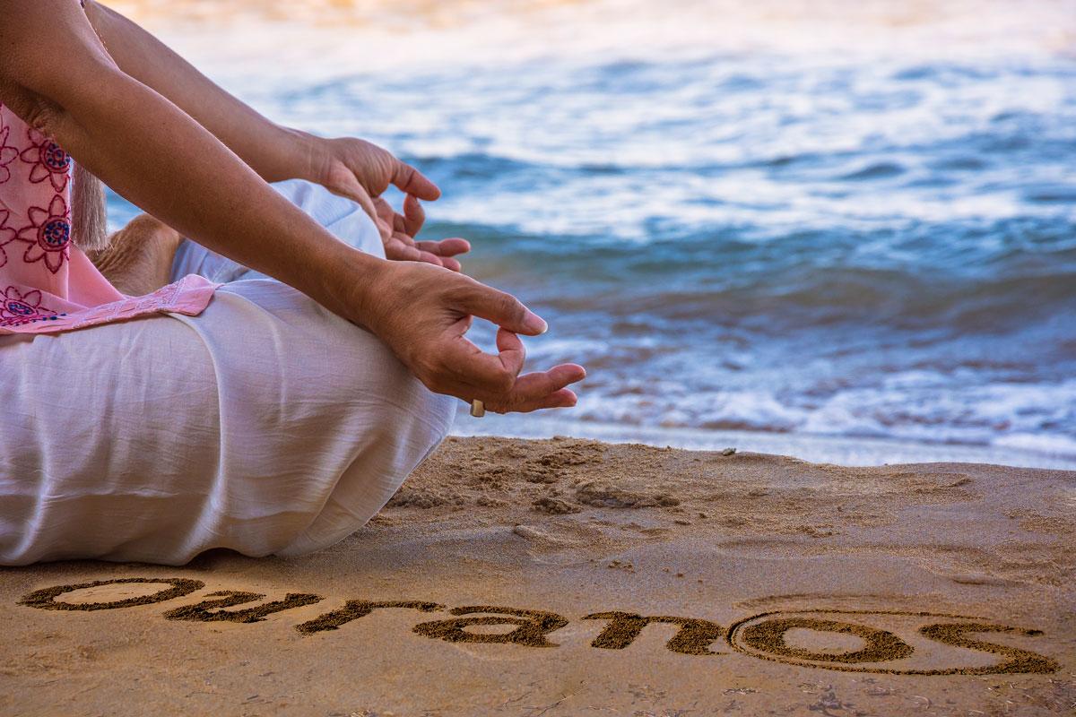 Yogaurlaub in Griechenland