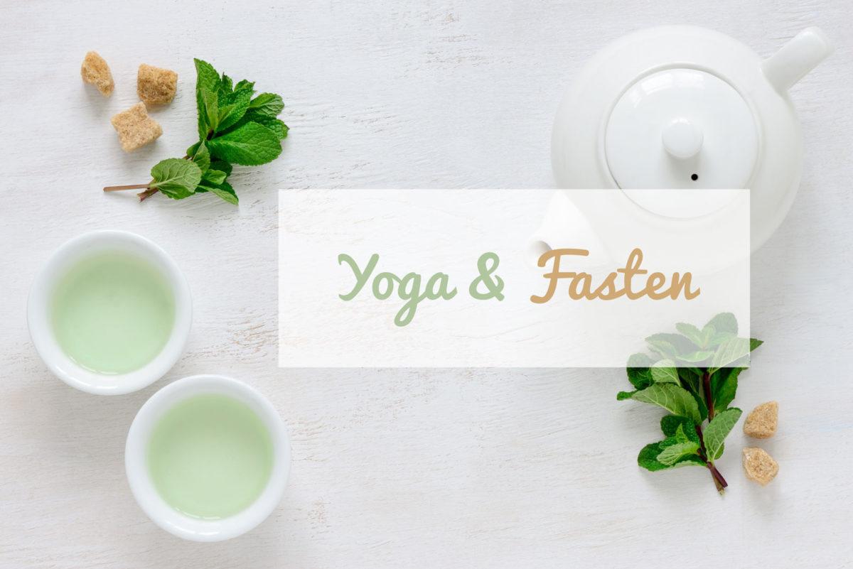 Yoga und Fasten