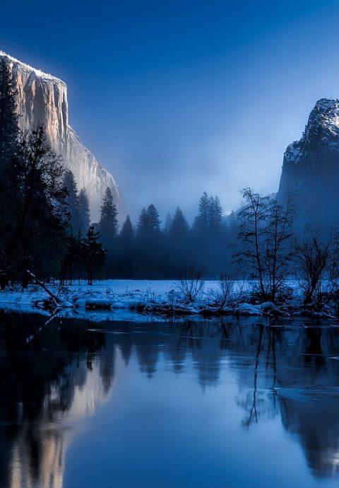 Yoga Urlaub und Winterwandern · Yoga Holidays and Winter Hiking
