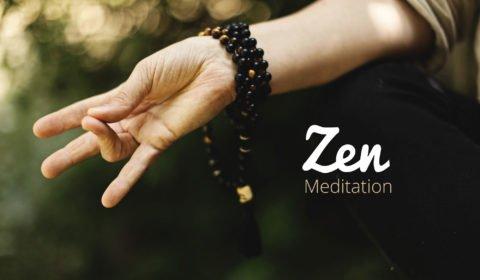 Anleitung für eine Zen-Meditation
