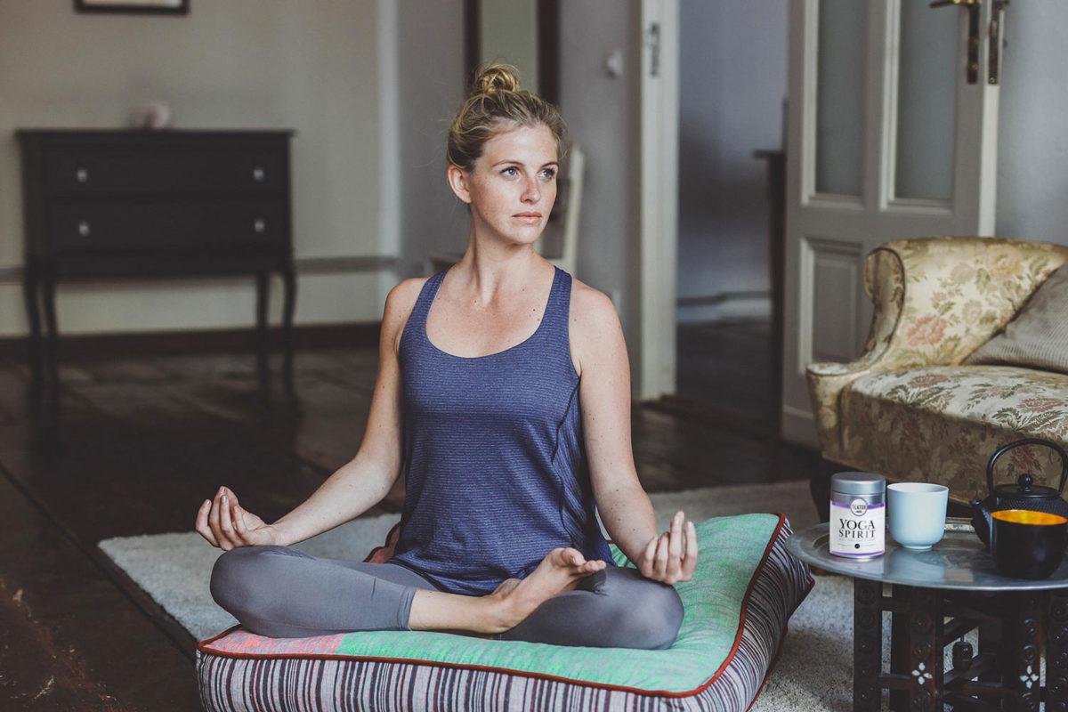 Yoga Spirit Tee
