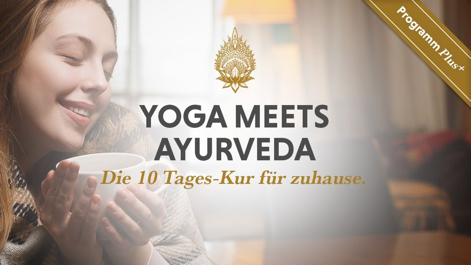 Yoga meets Ayurveda