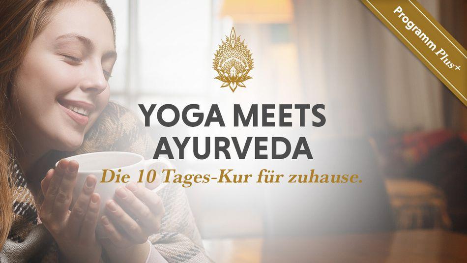 Yoga und Ayurveda für zuhause