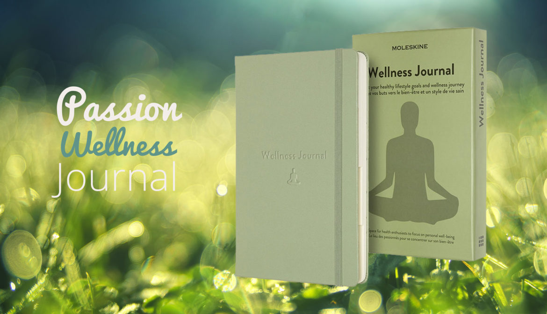 Wellness Passion Journal · Dein persönliches Notizbuch