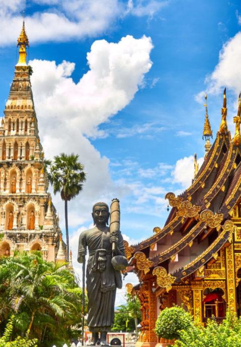 Wellness, Meditation und Yogaurlaub in Thailand