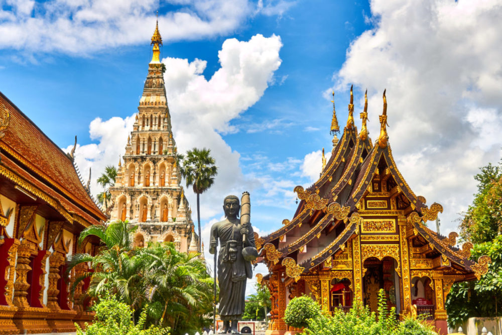 Yogaurlaub in Thailand