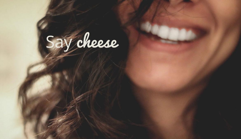 Say cheese · Umgang mit negativen Menschen