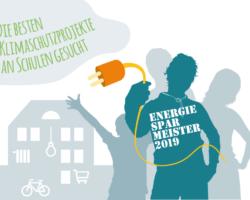 Energiesparmeister-Wettbewerb: 50.000 Euro für Klimaschützer an Schulen