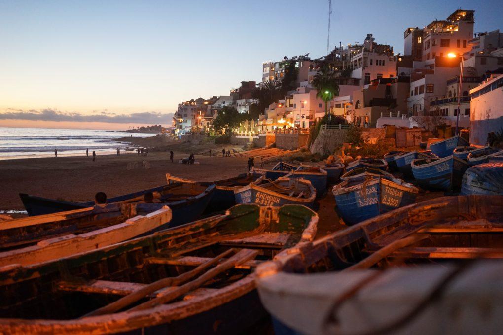 Yogaurlaub in Marokko