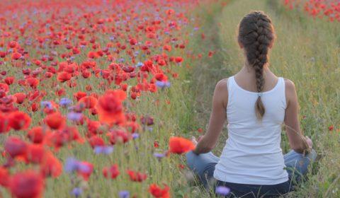 Yoga ist gut für die psychische Gesundheit