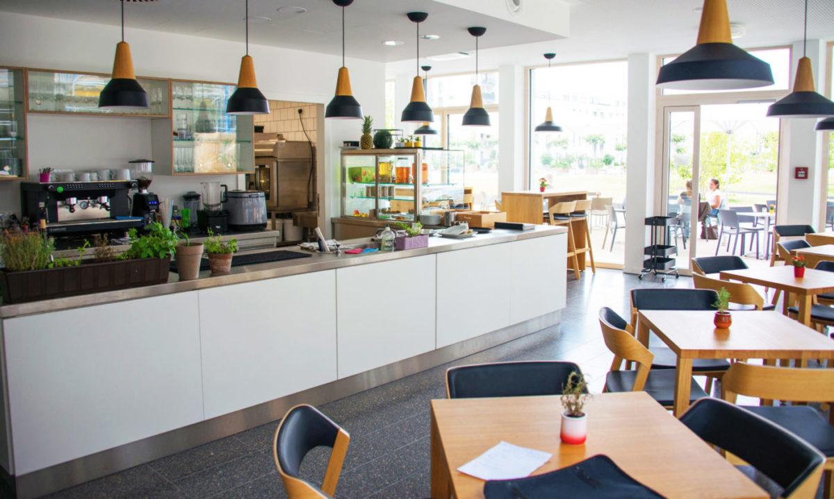 Eröffnung veganes Restaurant