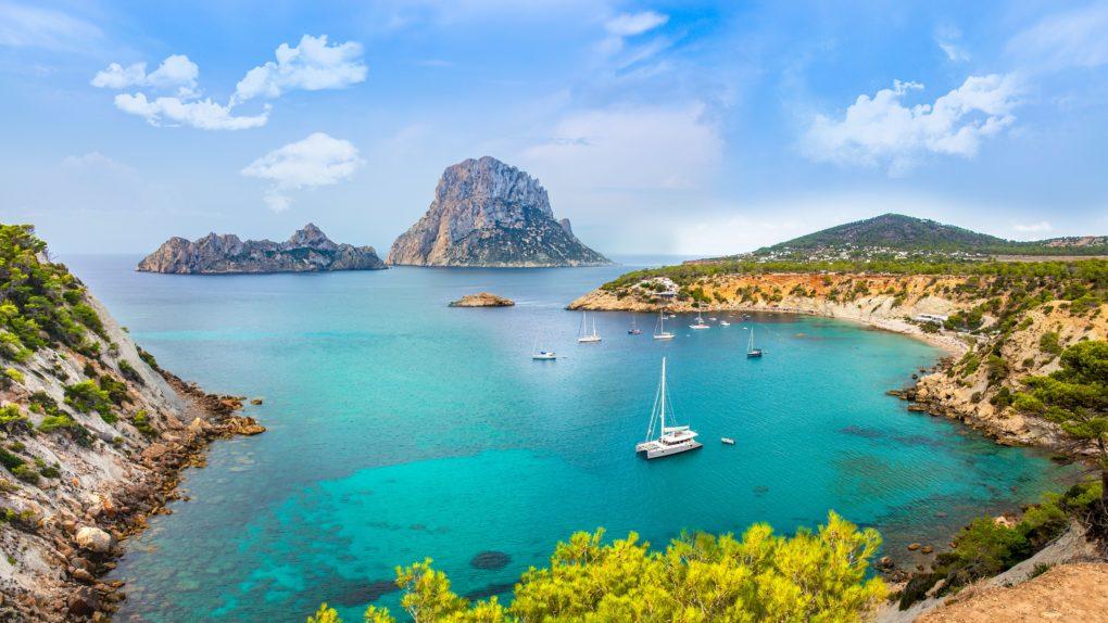 Luxus Yogaurlaub auf Ibiza